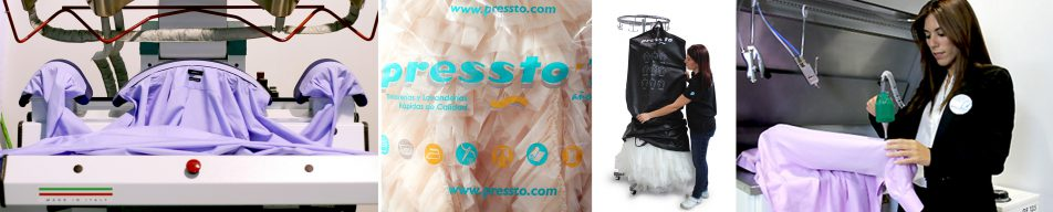 Pressto: dry cleaning and laundry service